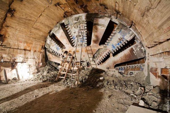Строительство метро в Мытищах