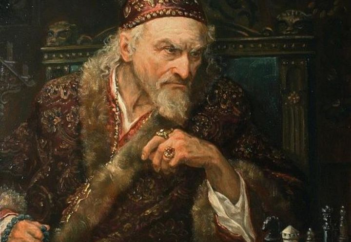 Святой Касьян