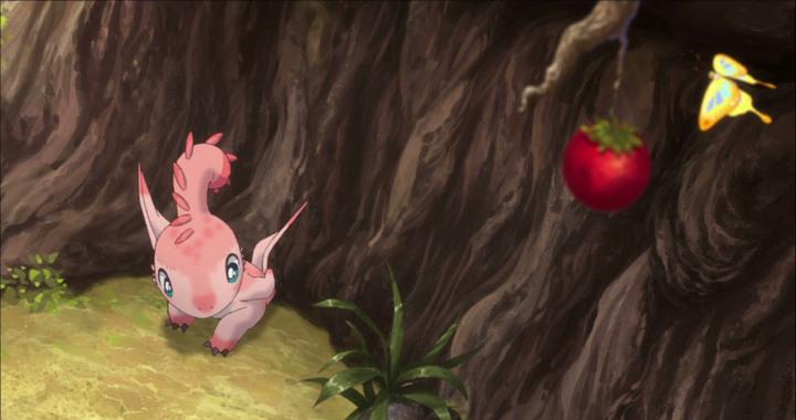 кадр из мультфильма Мой тиранозавр