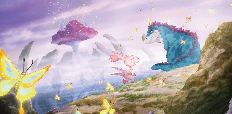 постер к мультфильму Мой тиранозавр