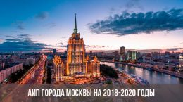 АИП города Москвы
