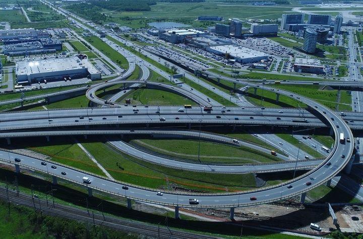 Строительство дорог в рамках АИП на 2020 год