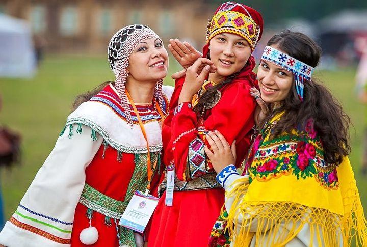 Всемирная Фольклориада в Башкирии (г. Уфа)