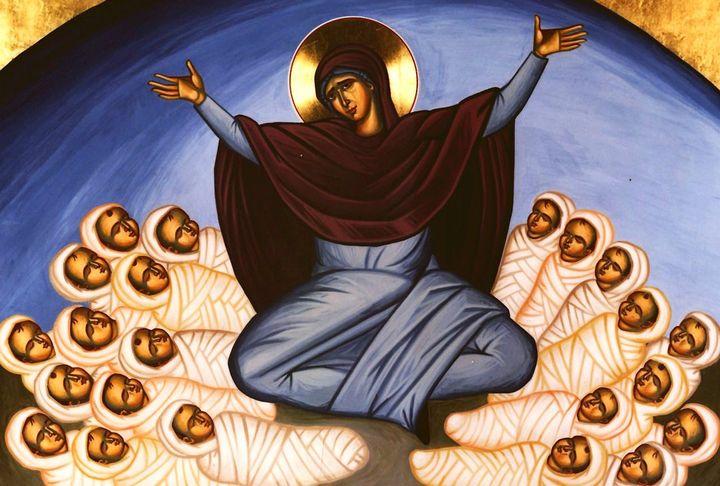 день святых невинных Вифлеемских младенцев