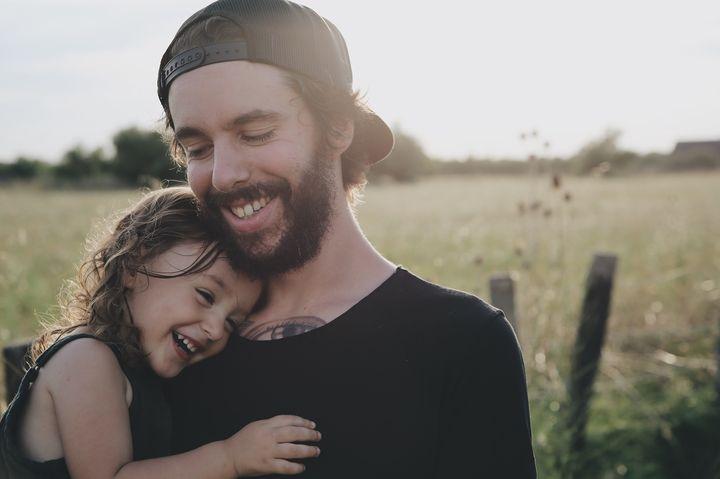 Отец и дочь