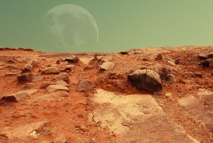 Полеты на Марс в 2020 году