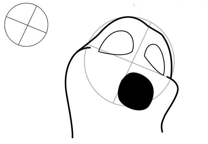 Как нарисовать крысу Реми