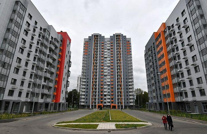 Реновация Москвы