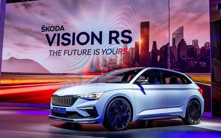 Skoda Vision RS 2019-2020
