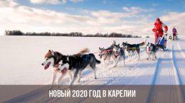 Новый 2020 год в Карелии