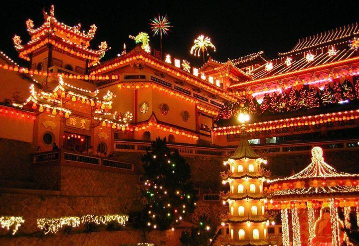Отель в Таиланде на Новый год
