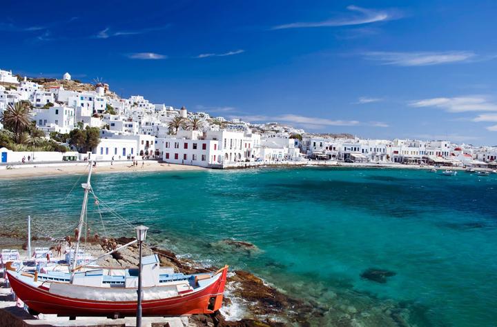 Отдых в Греции на Новый год