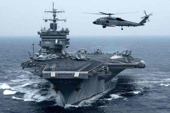 ВМФ России в 2020 году