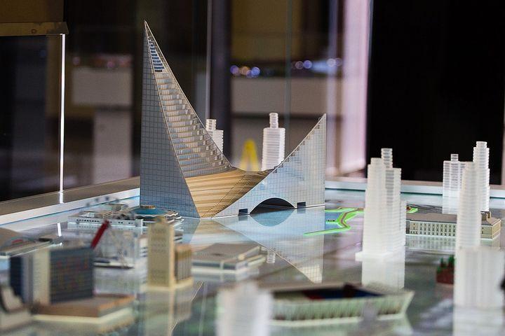 Строительство комплекса для проведения саммита Шос и Брикс в 2020 году