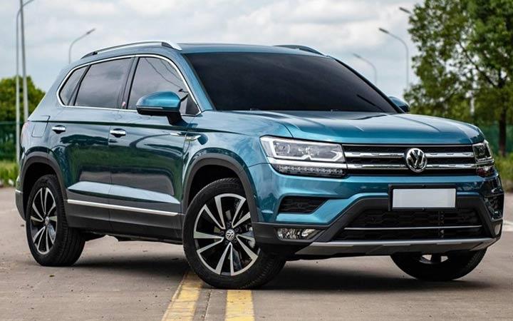 Новый Volkswagen Tharu 2020