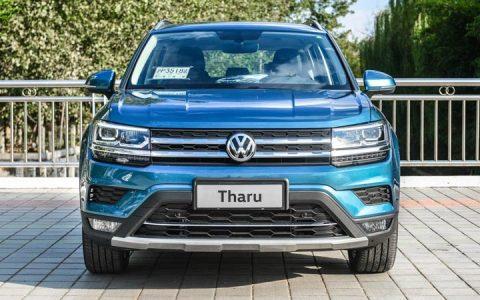 Экстерьер Volkswagen Tharu 2020