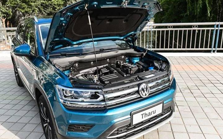 Под капотом Volkswagen Tharu 2020