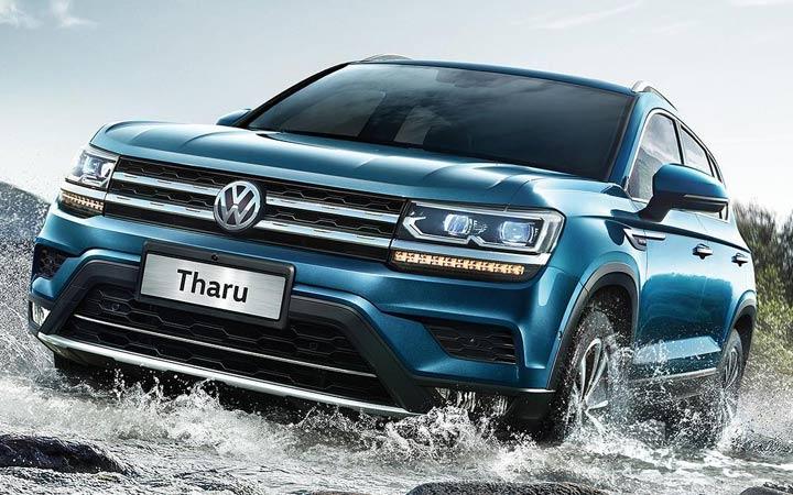 Технические характеристики Volkswagen Tharu 2020