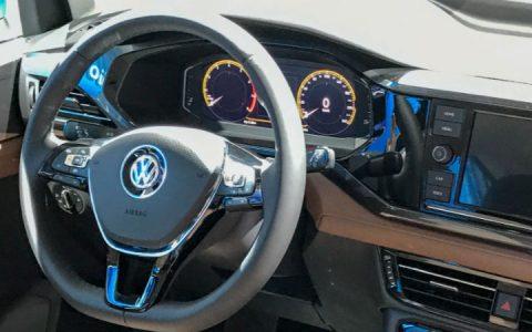 Руль Volkswagen Tharu (Tarek) 2020 для России