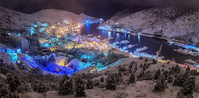 Новый 2020 год в Крыму