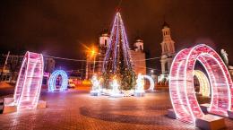 Новый 2020 год в Ростове