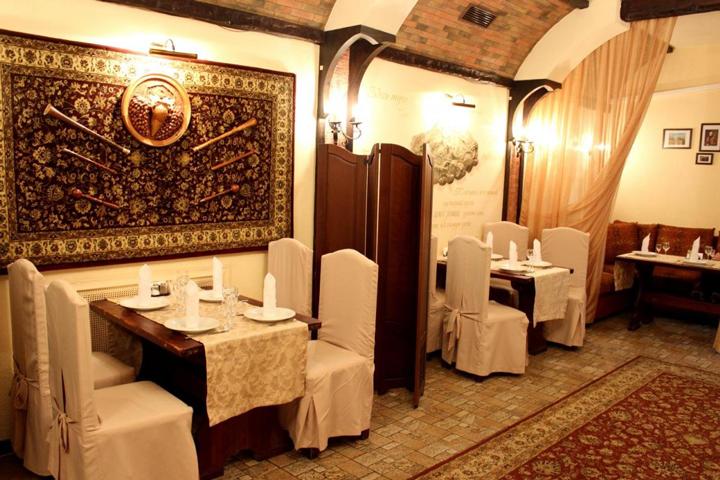 Рестораны Ростова