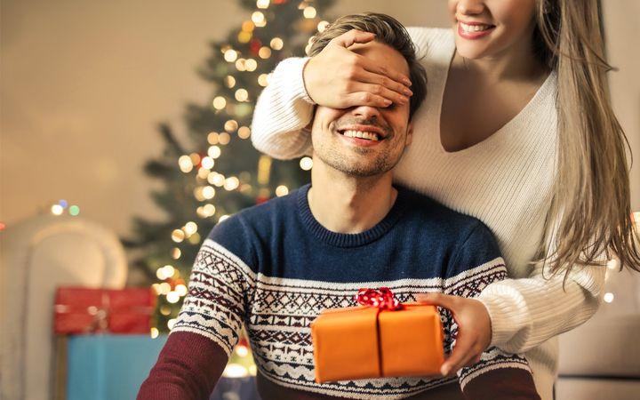 Новогодний подарок мужчине