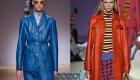 Модные пальто - тренды 2020 года