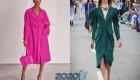 Топовые цвета и фасоны пальто 2019-2020 года