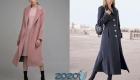 Модные демисезонные пальто 2019-2020 года
