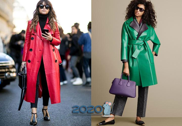 Стильные пальто 2020 года
