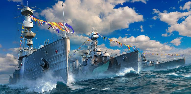 День ВМФ в России