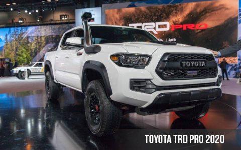 Toyota TRD Pro 2020