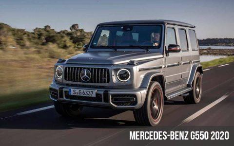 Mercedes-Benz G550 2020