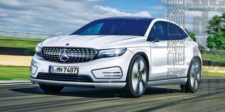 Mercedes-Benz ELA 2020