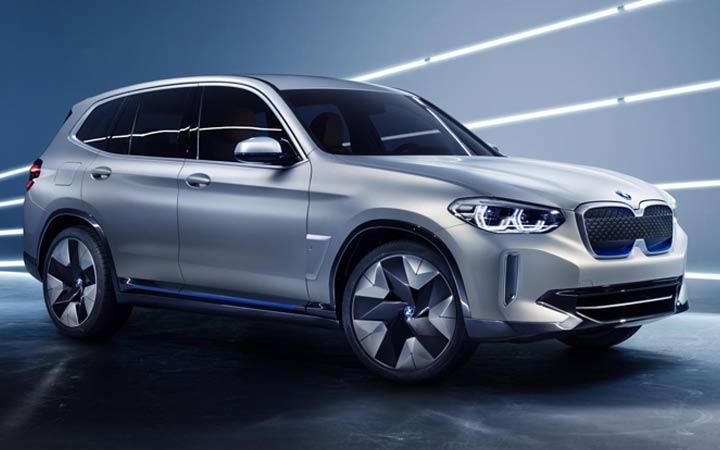 Экстерьер BMW iX3 2020