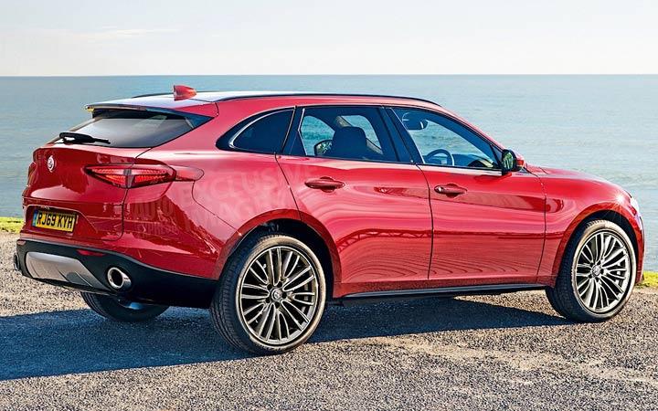 Alfa Romeo Castello 2020