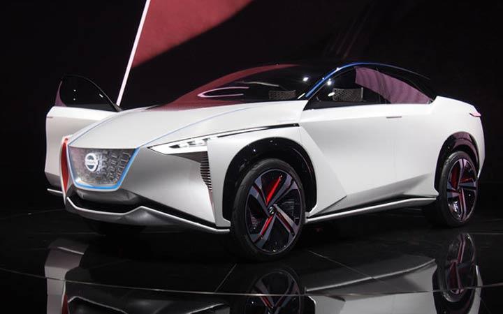 NissanIMx 2020
