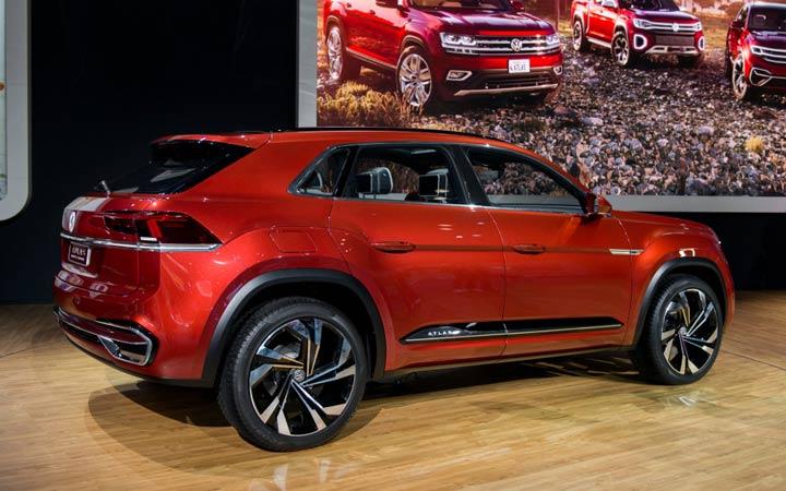 VolkswagenAtlas Cross Sport 2020