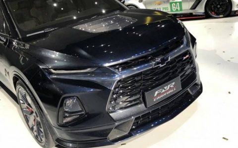 Новый Chevrolet FNR-CarryAll 2020