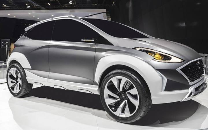 Новый Hyundai Saga EV 2020