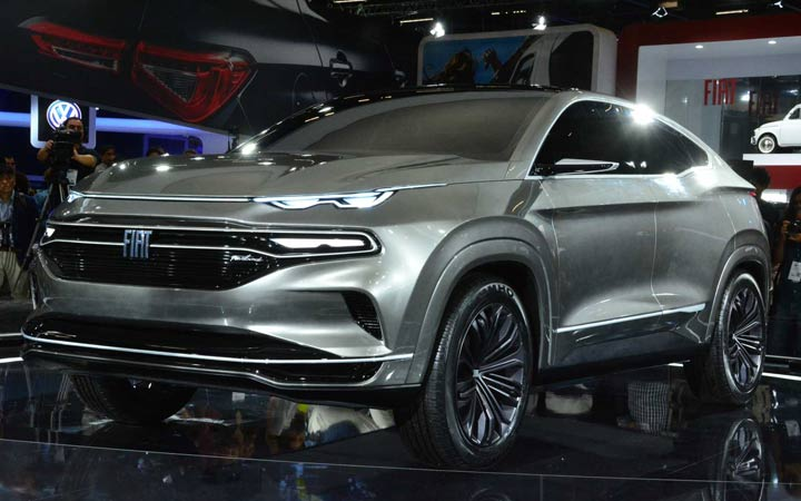 Кроссовер FiatFastback 2020