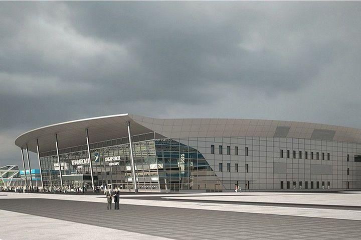 Аэровокзальный комплекс аэропорта «Хабаровск»