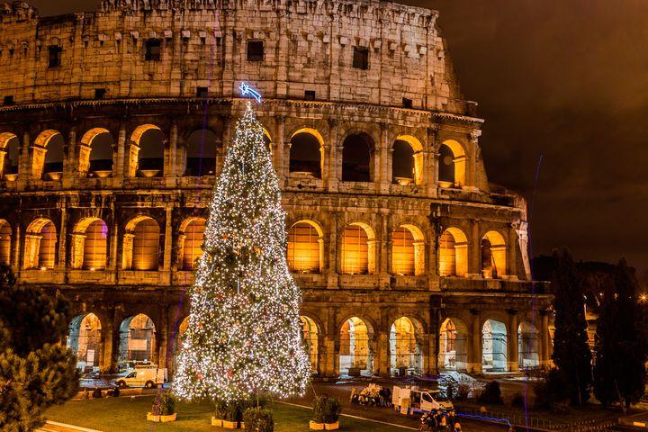 Новый год 2020 в Италии