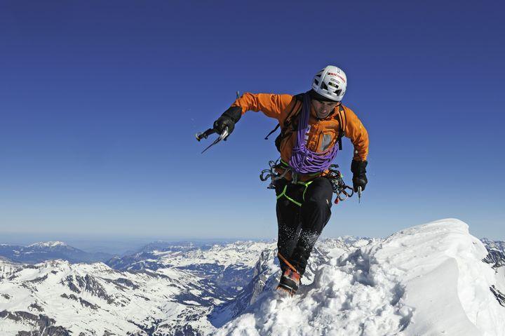 Катание на лыжах на Кавказе