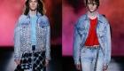 Куртки из денима мода 2019 года