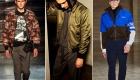 Модные мужские бомберы