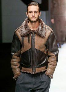 Теплая куртка с натуральным мехом на 2019-2020 год