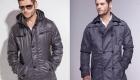 Удлиненная мужская куртка мода 2019 года