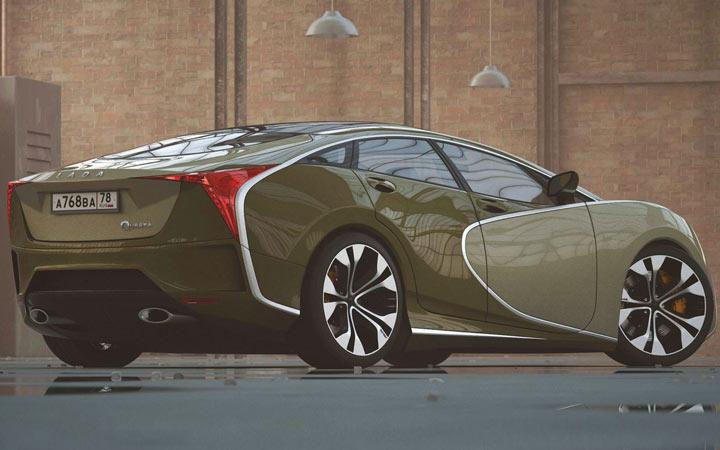 Какой будет новая Lada Questa 2020 года